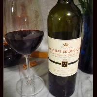Les Ailes de Berliquet Saint-Emilion Grand Cru Bordeaux 2002