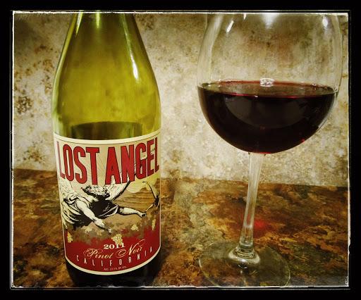 Lost Angel Pinot Noir 2011