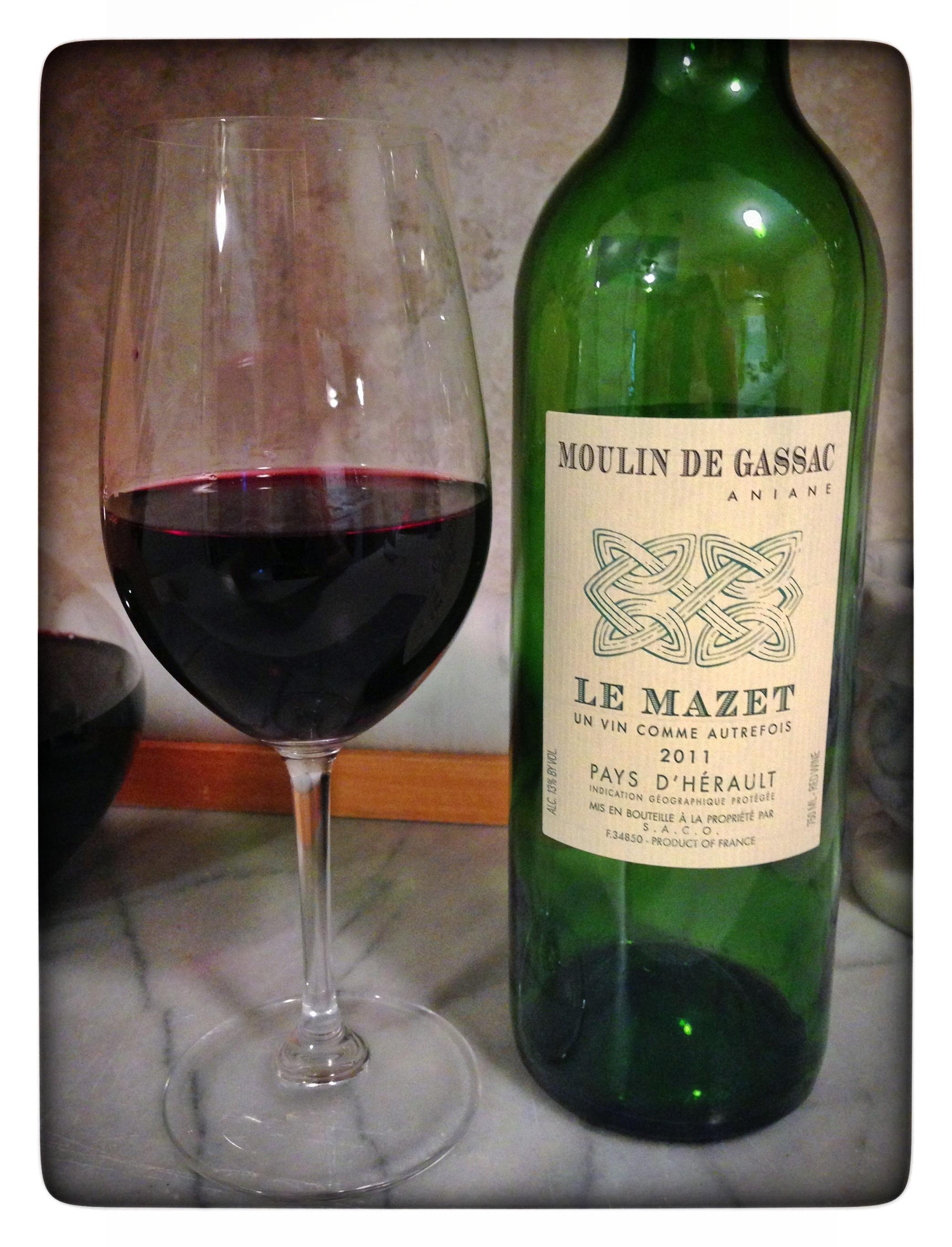 Cave de Roquebrun Terrasses du Frigoulet 2011 Bordeaux Red Blends Wine Red Blends Wine