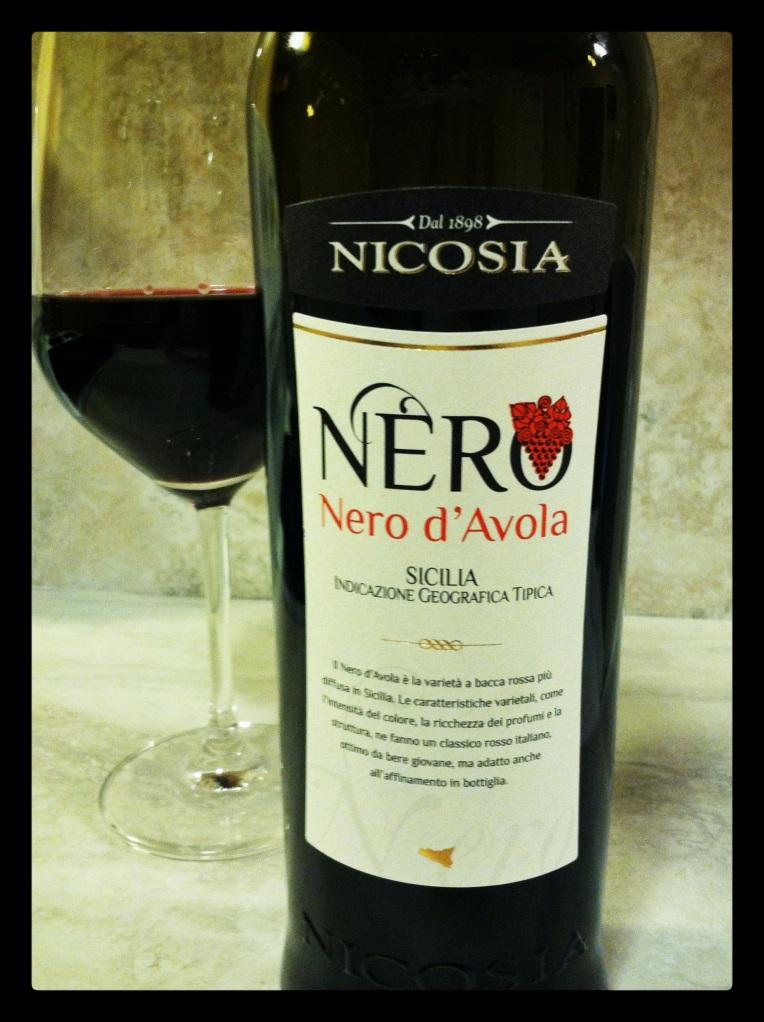 Nicosia Nero d'Avola 2010