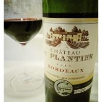 Château Du Plantier Bordeaux 2010