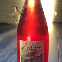 Un Saumon dans la Loire 'La Cave se rebiffe' Rose 2015