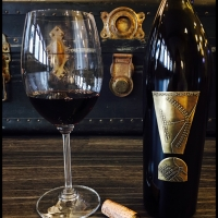 Pillitteri Estates Winery 'Exclamation Cellar Series Winemaker's Select' Merlot Niagara on the Lake VQA 2012