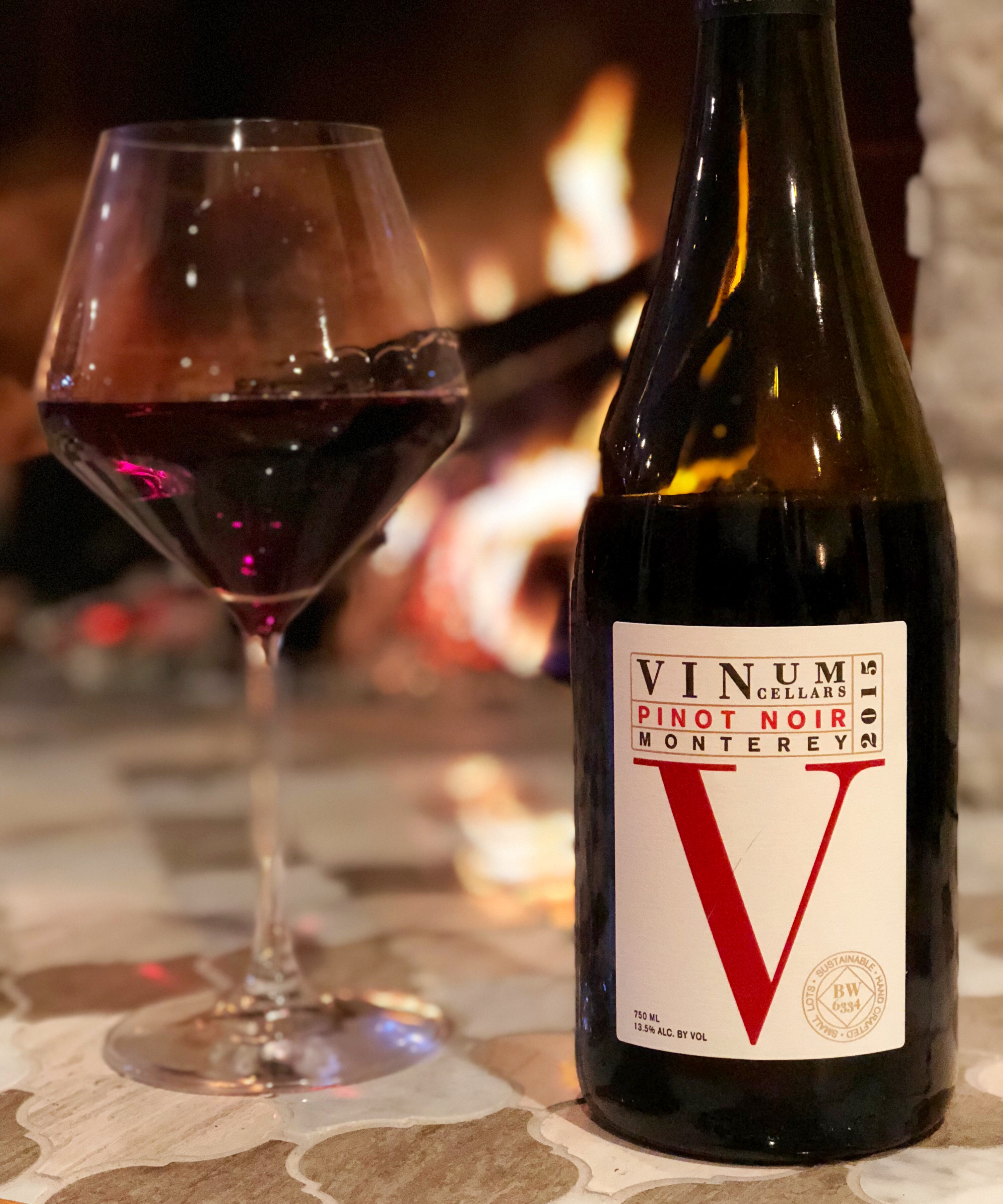 Winemaking Grapes are from Monterey near King City on the West side foothills of the lower Santa Lucia Highlands. Malo-Lactic fermentation and 9 months ... & A Friendly California Trio from Vinum Cellars u2013 cara rutherford