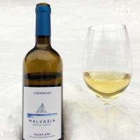 Caravaglio Malvasia Bianco Secco Salina IGP 2016