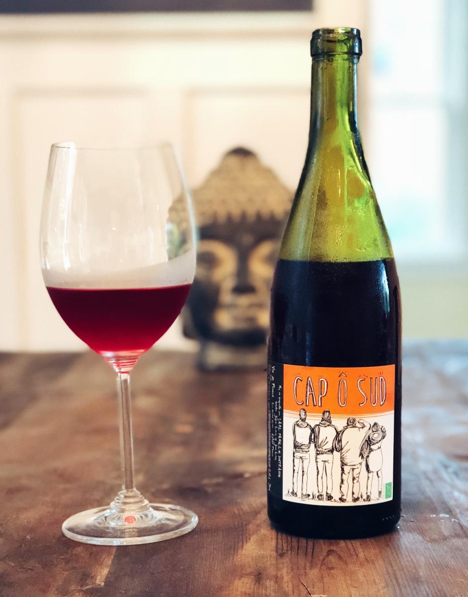 Famille Dutraive Cap ô Sud Cinsault Vin de France 2016