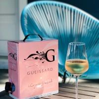Les Vignobles Gueissard 'Le Petit Gueissard' Rosé Vin de Pays Méditerranée IGP 2017