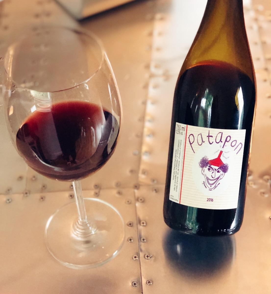 Le Briseau 'Patapon' Vin de France 2016