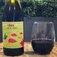 Les Champs Libres 'Lard, des choix' Rouge Vin de France 2017