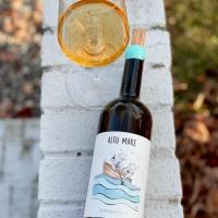 Controvento 'Alto Mare' Vino Bianco 2018